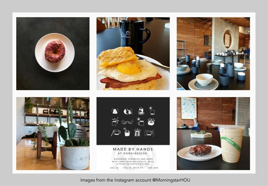 images from Morningstar instagram