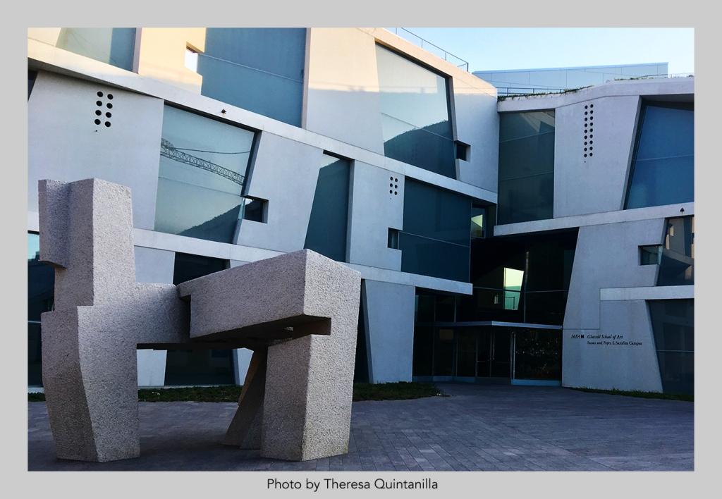 exterior photo of school